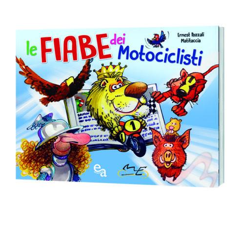 Cover Fiabe dei Motociclisti